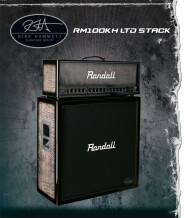 Randall RM100KH Half Stack Limited Edition