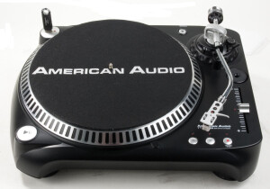 American Audio TT Record
