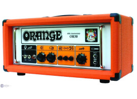 Orange Amps 40th Anniversary OR50