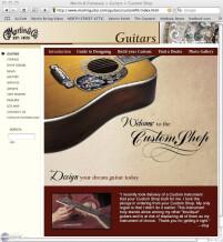 Martin & Co Virtual Custom Shop