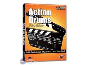 Nine Volt Audio Action Drums: Taiko Edition
