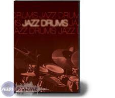 Big Fish Audio Jazz Drums