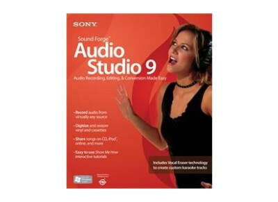 Sony Sound Forge