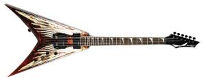 Dean Guitars Dave Mustaine VMNT Angel of Deth
