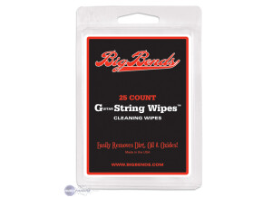 Big Bends G-String Wipes