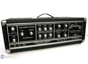 Earth Sound Research 440 bass head