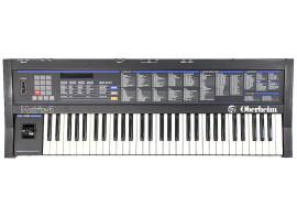 Oberheim Matrix 6 Clavier