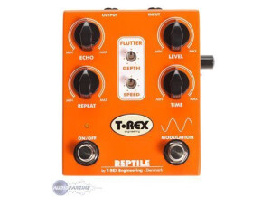 T-Rex Engineering Reptile
