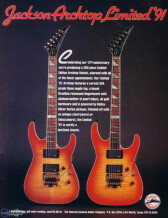 Jackson Soloist Archtop Limited (1991)