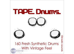 Kreativ Sounds TAPE Drums [Donationware]