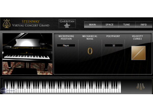 Garritan Authorized Steinway Virtual Concert Grand Piano - Basic Edition