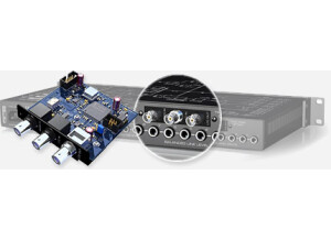 RME Audio Fireface 800 Time Code Option