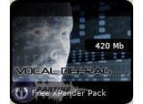 Cluster Sound Vocal Defrag XPander Pack