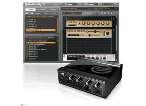 Native Instruments Guitar Rig Session