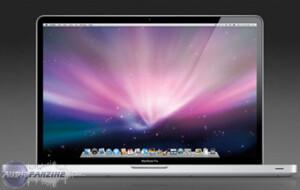 Apple Macbook Pro 17 Unibody