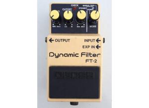 Boss FT-2 Dynamic Filter