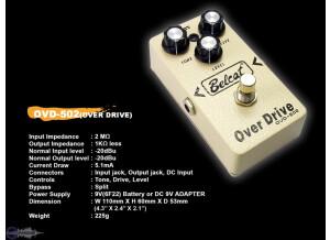 Belcat OVD-502 Overdrive