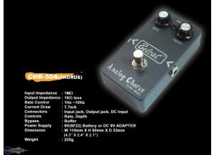 Belcat CHR-504 Chorus