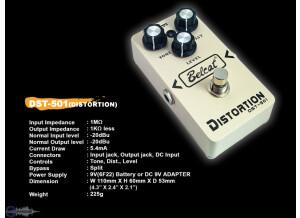 Belcat DST-501 Distortion