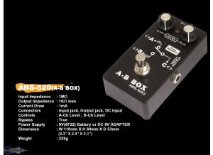 Belcat ABS-520 (A/B Box)
