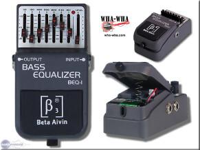 Beta Aivin BEQ-1 Bass Equalizer
