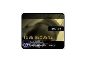 Cluster Sound Tube Sequenz