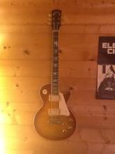 Gibson Les Paul 1954 PAF Conversion