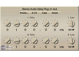 Voxengo Audio Delay [Freeware]