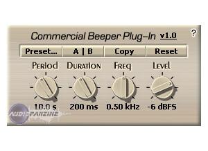 Voxengo Beeper [Freeware]