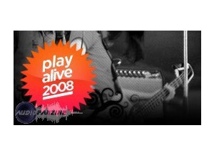 SoundTribes Play Alive 2008