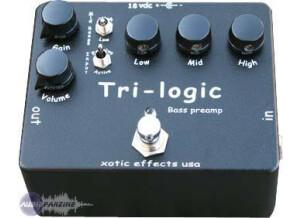 Xotic Effects Tri-logic bass Preamp
