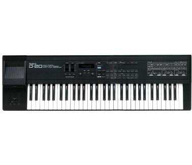 Roland D-20
