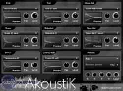 DSK Music DrumZ AkoustiK