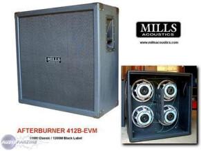 Mills Acoustics Afterburner 412B-EVM
