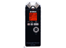 Yamaha Pocketrak CX portable recorder