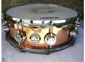 DW Drums COLLECTORS SERIES COPPER 5x14