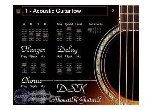 DSK Music AkoustiK GuitarZ [Freeware]