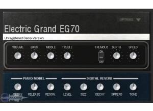 Soundfont.it Electric Grand EG70