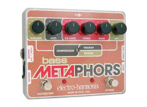 Electro-Harmonix Bass Metaphors