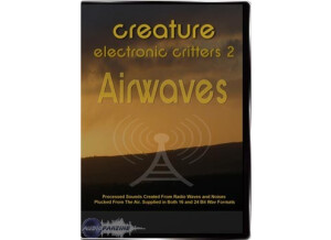 Haunted House Records Electronic Critters2 : Airwaves