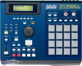 Akai Professional MPC2000XL MCD version