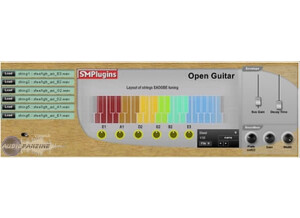 SMPlugins Open Guitars