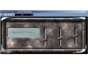 Mason Software Dammit Distortion