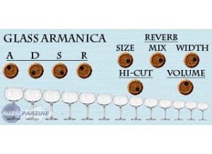 Arman Bohn Glass Armanica [Freeware]