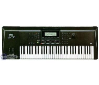Yamaha W7