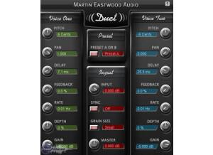 Martin Eastwood Audio Duet