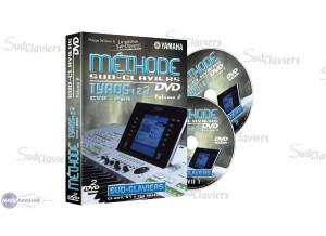 Sud-claviers Méthode Tyros 1,2,3 Dvd Vol.2