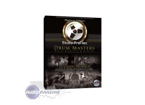 Sonic Reality Drum Masters Platinum Edition