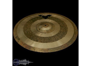 """Velvet Cymbals Violent Ride 22"""""""