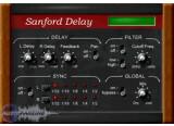 Sanford Sound Design Releases Delay v2.6